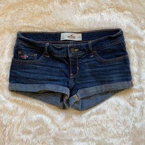 Hollister Stretch Denim Shorts